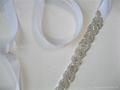 手工珠繡腰帶 3