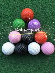 Low bounce golf ball,mini golf balls