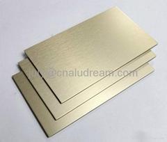 Sell building facade aluminium composite panels