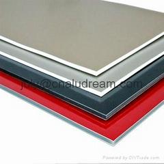 China fireproof ACP aluminum composite panel