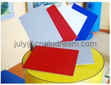 Sell China advertising boards aluminum composite panel 1