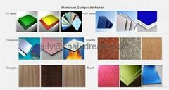 Sell China wooden textured aluminium composite panel