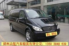 郑州商务租车