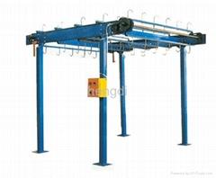 铝间隔条吊挂输送机