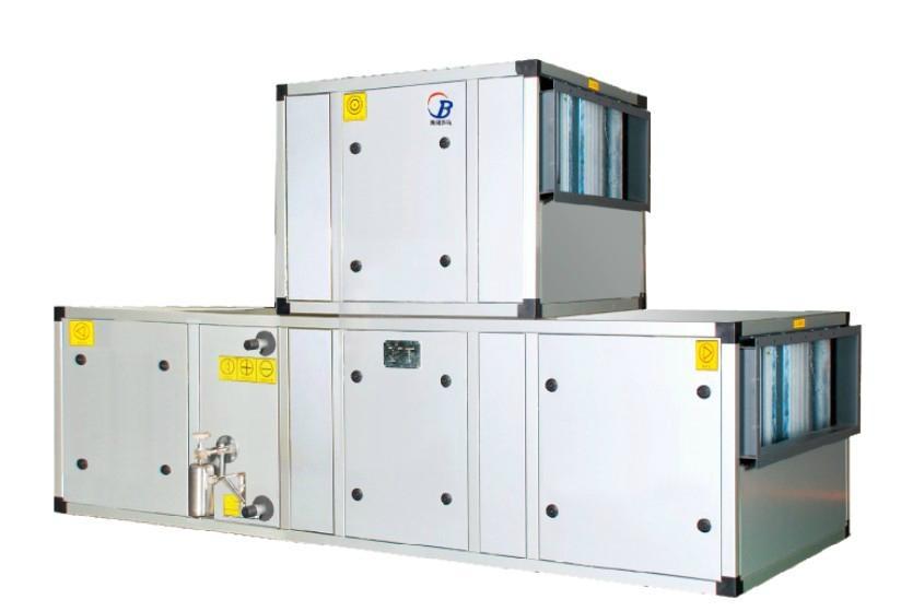 组合式全热回收空气处理机组 2