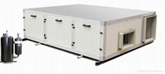熱泵式熱回收新風換氣空調機組