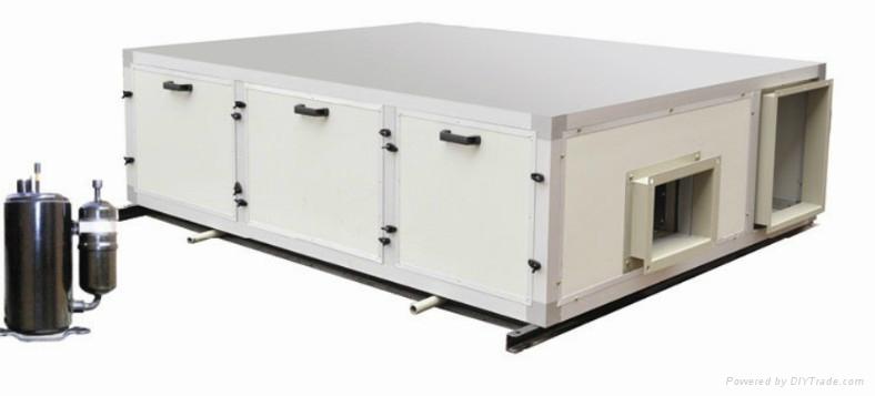 热泵式热回收新风换气空调机组 2