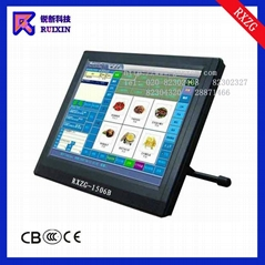 銳新RXZG-1506B觸摸點餐機