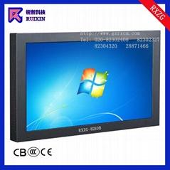 锐新RXZG-8210B防暴防水防尘触摸液晶电脑电视一体机