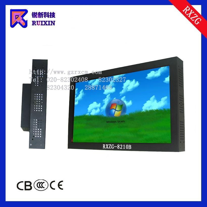 锐新RXZG-8210B防暴防水防尘触摸液晶电脑电视一体机 3