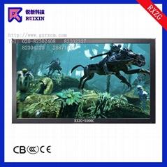 锐新RXZG-5506D高光液晶电视