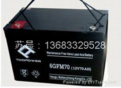 山东地区天力蓄电池