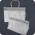 PVC Tube Handle Bag