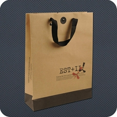 Paper Bag with Rope Handle