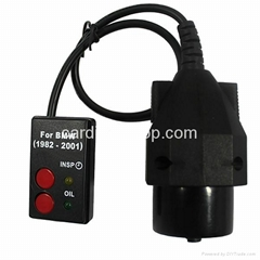 Dealer price for Inspection Oil Service Reset tool for BMW 1982-2001 20pin