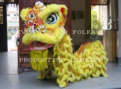 Chinese lion set