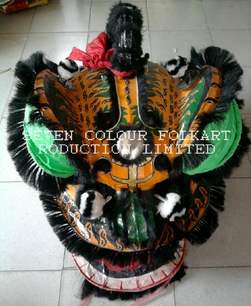 Chinese elephant nose lion 1