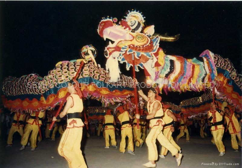 Chinese huge dragon 3