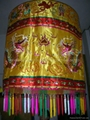Ceremonial umbrella for religion ceremony, wedding, collection, prop