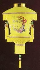 Chinese Basket Lantern
