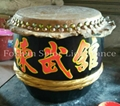 40cm drum for kung fu school