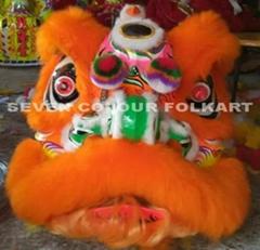 Foshan Lion with bulb eyes