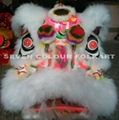 Foshan Lion with lights on eyes