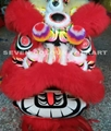 Chinese Lion in different colors