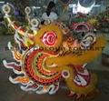 Chinese traditional dragon set