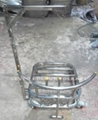 Reinforced drum and gong trolley