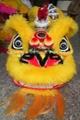 Foshan gold yellow wool lion