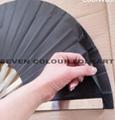 Stainless steel double layers Taiji fan