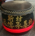 Traditional drums for lion dancing 6
