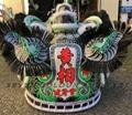 Foshan bristle lion in black color 4
