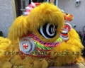 Foshan lion with golden yellow wool 2
