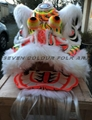 Foshan lion with white wool 1