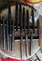 Heavy wood drum sticks