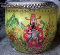 Choy Sen drum for Chinese New Year
