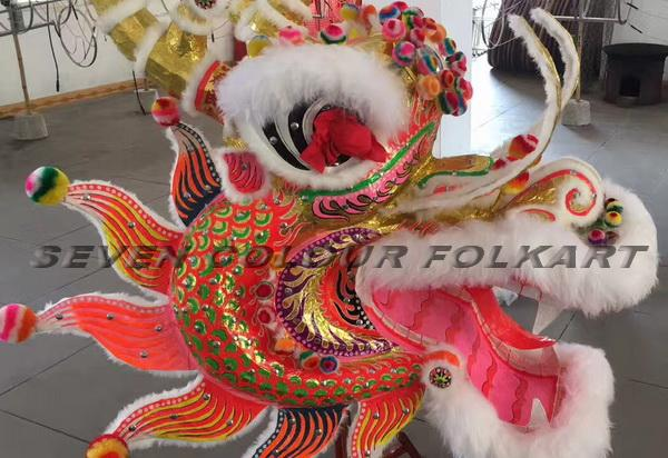 Chinese Southern Dragon head 1