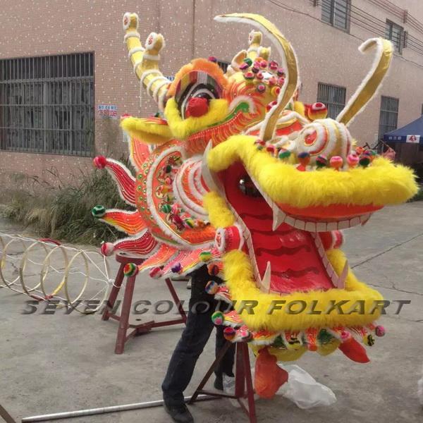 Chinese Guangdong huge dragon 1
