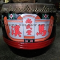 Drum for lion dance