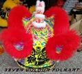 Hoksan style wool lion