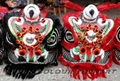 Traditional Liu Guan Zhang lion heads