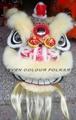 Beautiful art work Hoksan lion head