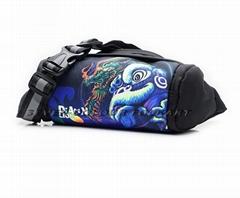 2018 new design waist bag for lion dance