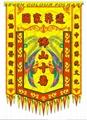 Printed lion team banner 6