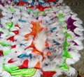 Rainbow tail and pants with wool 2