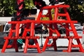 Benches for lion dance 5