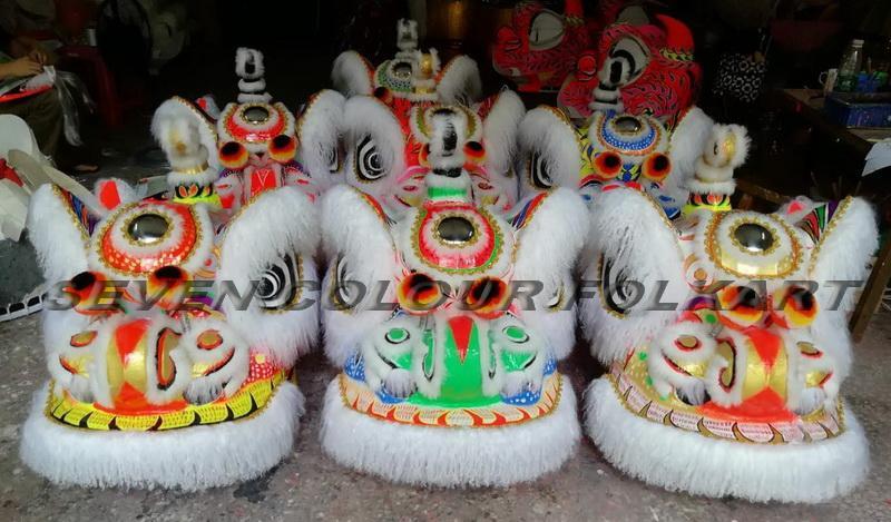 Ram fur hoksan lion heads 3