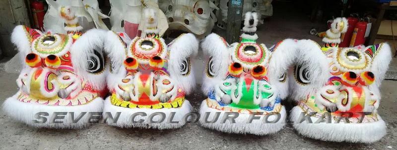 Ram fur hoksan lion heads 2